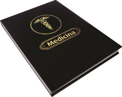 Bloco de Anotações - Medicina