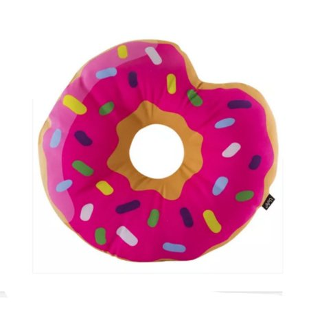 Almofada Shape Donut - Meu Lado Doce