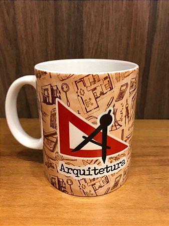 Caneca Cerâmica - ARQUITETURA