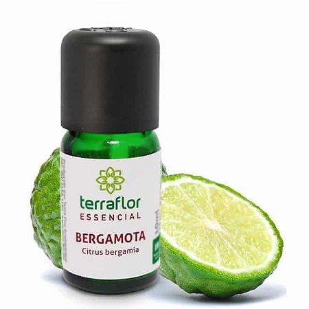 Óleo Essencial Puro 10ml- Bergamota