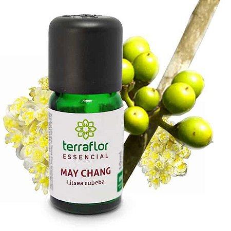 Óleo Essencial Puro 10ml -  May Chang (litsea cubeba)