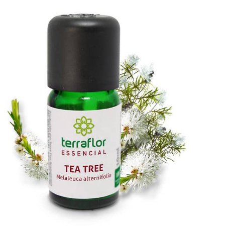 Óleo Essencial Puro 10ml - Tea Tree