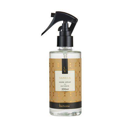 Home Spray 200ml- Vanilla