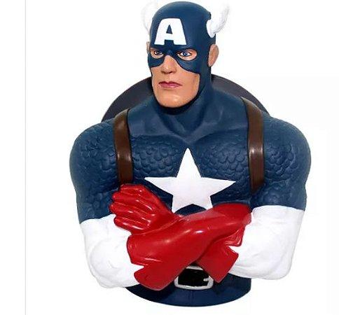 Cofre 19cm- Capitão America