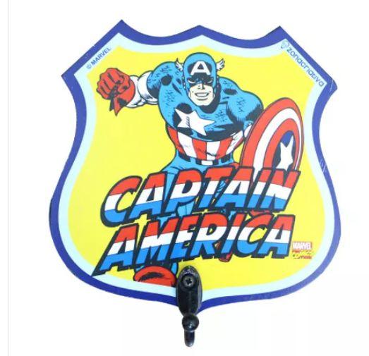 Pendurador 1 gancho- Capitão America