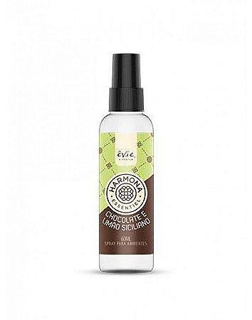 Spray 60ml Evie- Chocolate e Limão Siciliano