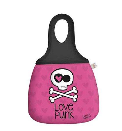 Lixeira de Carro - Punk Love