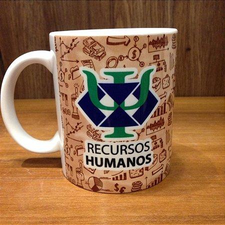 Caneca Cerâmica - Recursos Humanos