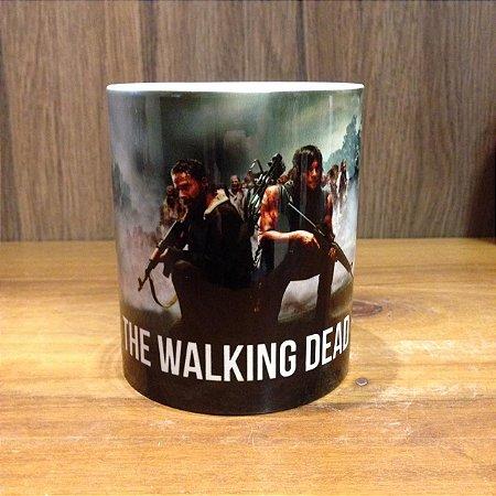 Caneca Cerâmica ESTAMPAS DIVERSAS - The Walking Dead