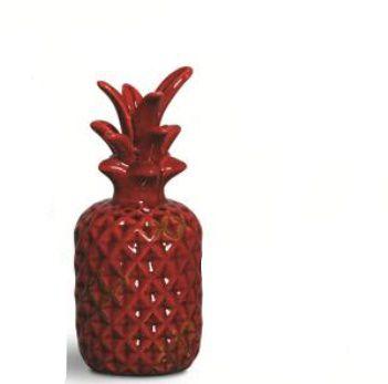 Abacaxi vermelho ||