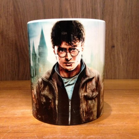 Caneca Cerâmica - Harry Potter