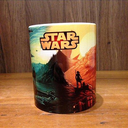 Caneca Cerâmica - Star Wars