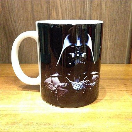 Caneca Cerâmica - Star Wars Darth Vader