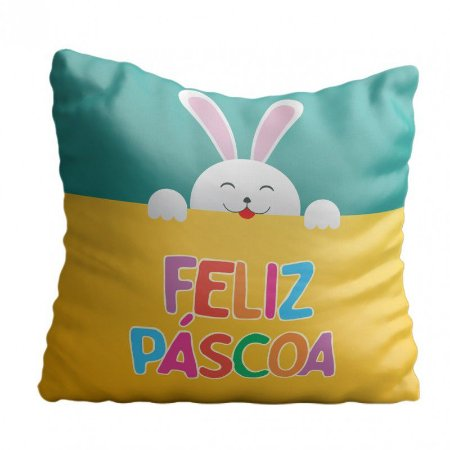 Almofada - Feliz Páscoa