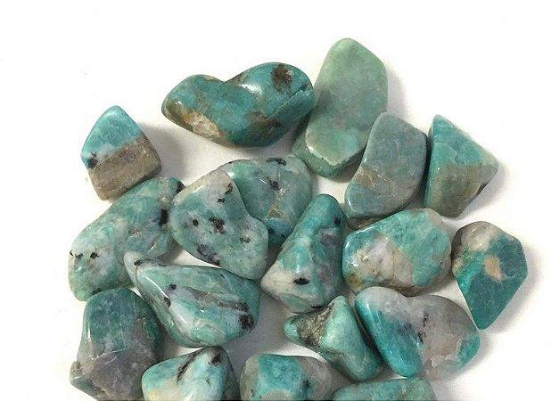Pedra Bruta - Amazonita