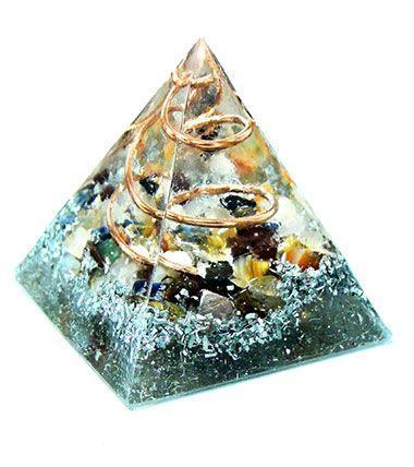 Orgonite Pirâmide 4cm