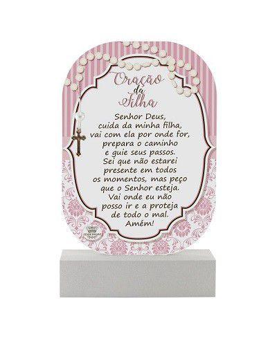 Madeirinha Rosa - Oração da FIlha
