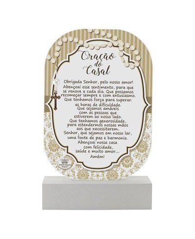 Madeirinha Bege - Oração do Casal