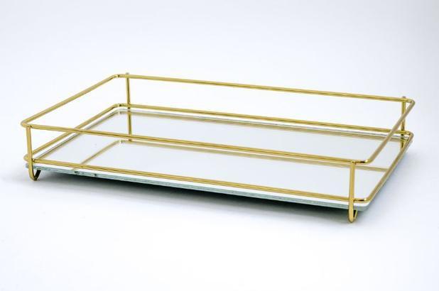 Bandeja Fence 10x20 - Golden