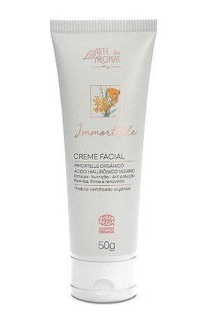 Creme Facial 50g- Immortelle