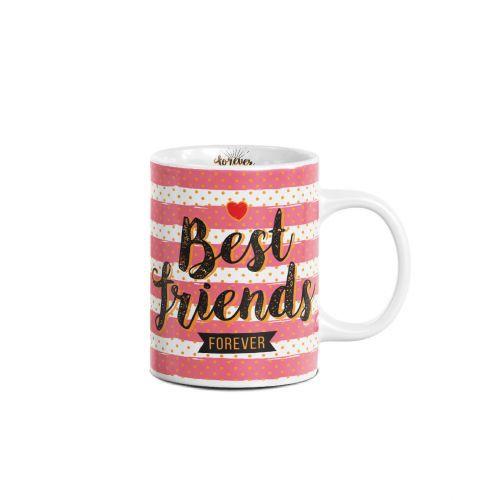 Caneca Cerâmica 150ml - Best Friends forever