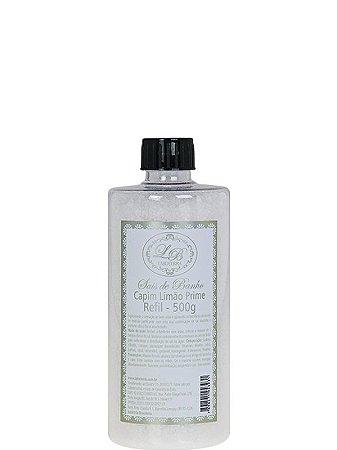 Sais de banho 500g- Capim Limão Prime