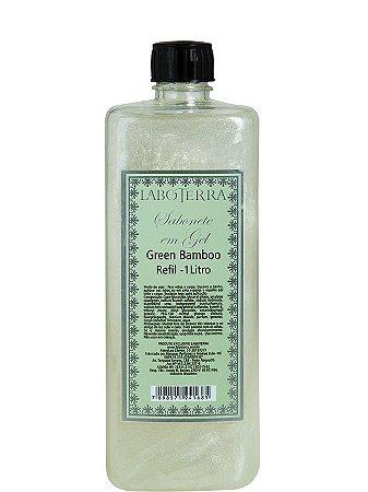 Refil Sabonete em gel 1L- Green Bamboo