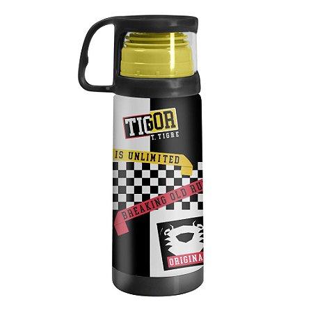 Squeeze Térmica 350ml com Caneca - Tigor