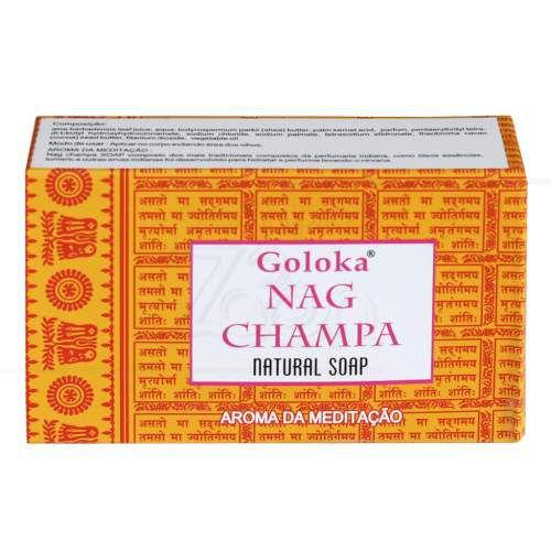 Sabonete Goloka 75g - Nag Champ