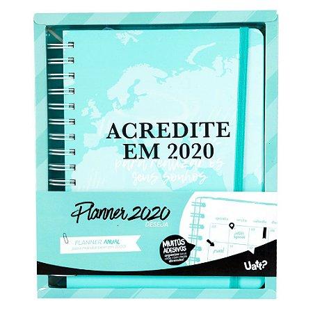 Agenda Planner Semanal 2020 - Deseja