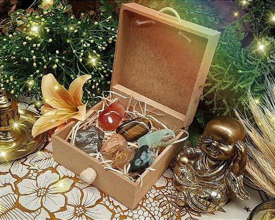 Caixa 7 Pedras - Prosperidade