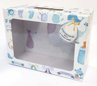 Caixa de Lembranças - Economizando para o Bebê