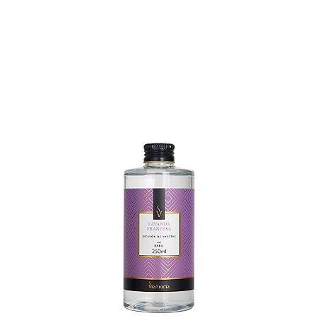 Refil Difusor de Aromas Via aroma 250ml - Lavanda Francesa