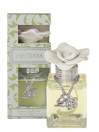 Difusor de Flor Laboterra Linha Collection 110ml - Jasmine