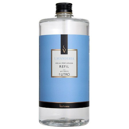 Refil Água Perfumada para Tecidos 1L - Lavanderia