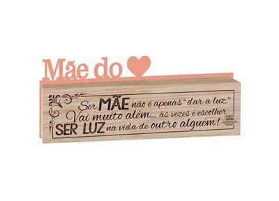 Madeirinha - Mãe do coração