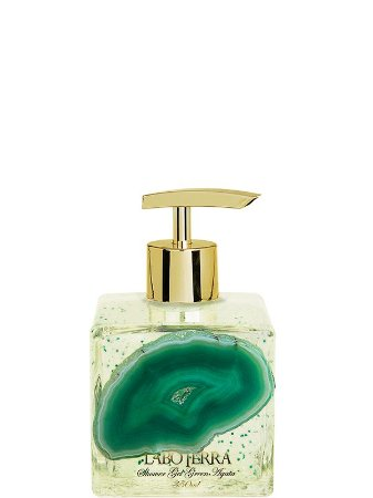Sabonete em gel Laboterra 350- Green Ágata