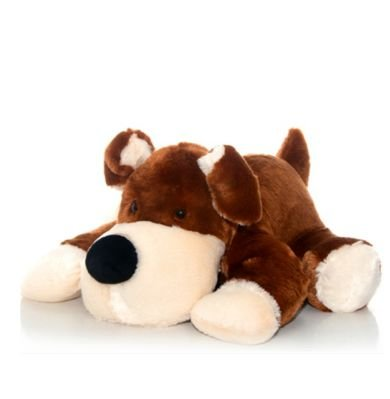 Cachorro Pelúcia Duque M 65cm - CORES DIVERSAS