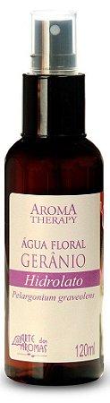 Água Floral Arte do Aromas 120ml - Gerânio
