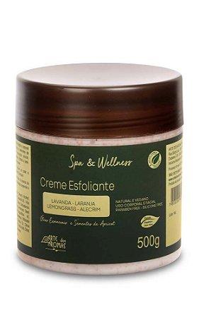 Creme Esfoliante 50g com Óleos Essenciais
