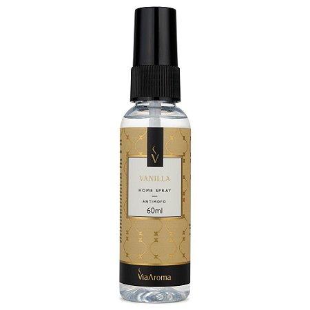 Home spray 60ml Via Aroma- Vanilla