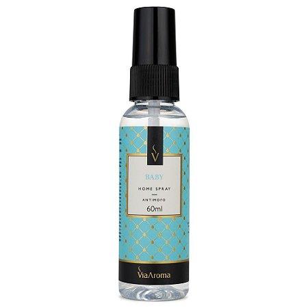 Home Spray 60ml Via Aroma- Baby
