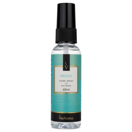 Home spray 60ml Via Aroma- Breeze