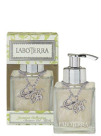 Sabonete em gel Laboterra Collection 100ml- Jasmine