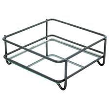 Bandeja Fence 10x10cm - Onix