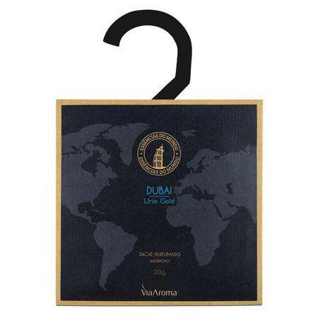Sachê Perfumado Linha Mundo 20g- Dubai