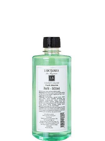 Refil Sabonete Liquido LB 500ml- Fresh Alecrim