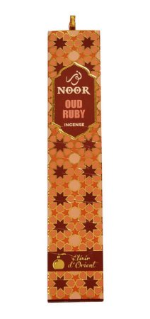 Incenso Noor Oud 15g- Ruby
