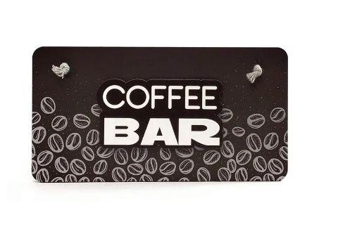 Placa MDF - Coffe Bar