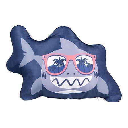 Almofada porta Pijama - Tubarão